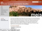 Middle Eastern and Islam Studies (New York University)