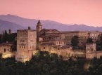 The Alhambra, an Andalusi palatine city in Granada (Documentary)