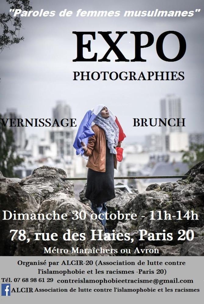 Exposition « Paroles de femmes musulmanes » : « Une France beaucoup plus raciste et surtout islamophobe ! »