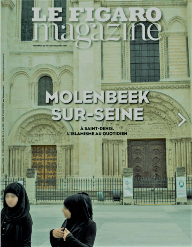 Une du Figaro Magazine 20 mai 2016