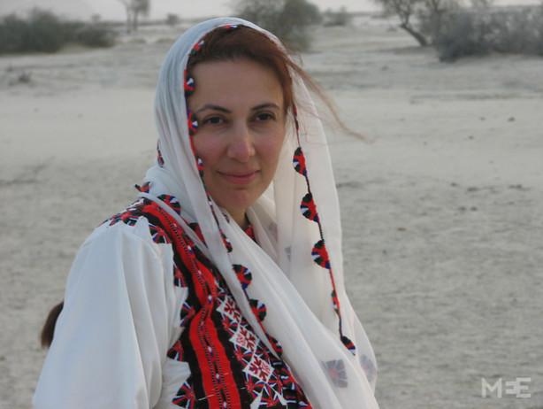 L'universitaire canadienne Behnaz Mirzai a consacré vingt ans à des recherches sur la diaspora africaine en Iran (photo publiée avec l'aimable autorisation de Behnaz Mirzai)