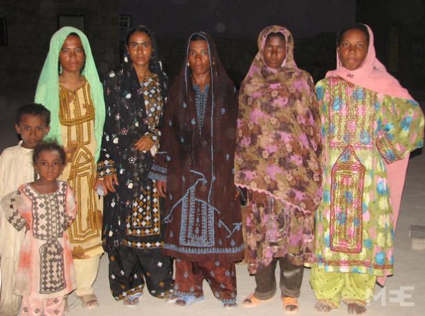 Cette photo a été prise au cours de l'un des nombreux voyages de Behnaz Mirzai au Balouchistan iranien entre 2006 et 2011 (photo publiée avec l'aimable autorisation de Behnaz Mirzai)