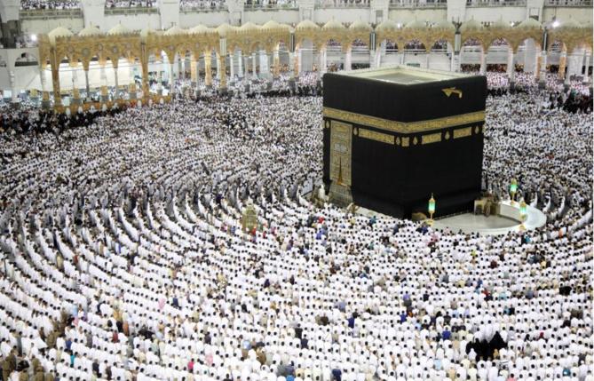 Photo: Bandar Aldandani Agence France-Presse