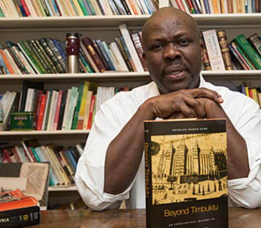Le Dr Ousmane Oumar Kane