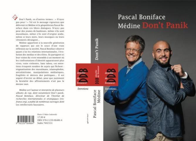 """Revue de presse : Film anti-islam, documentaire """"Français de souche"""", promotion du livre """"Don't Panik""""."""
