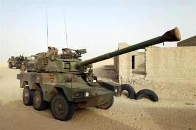 L'armée française frappe le nord du Mali © Reuters - 2013