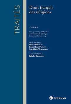 Traité de droit français des religions, 2e édition