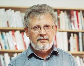 Denis Sieffert, directeur de la rédaction de l'hebdomadaire français Politis