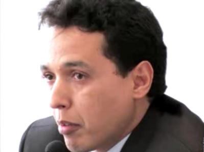 M. Beddy Ebnou, directeur de l'ASRC (Centre de Recherches et Etudes Avancées)