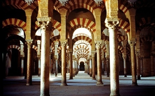 La « RECONQUISTA » Arabe des terres espagnoles