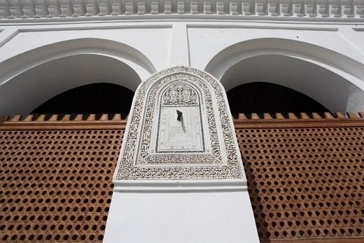 Mosquée al Qarawayine de Fes (Maroc)