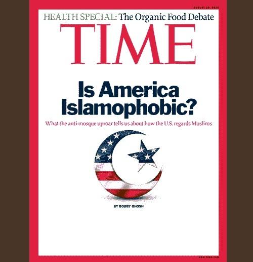 La Une du magazine Time le 30 août 2010/Cliquez sur l'image