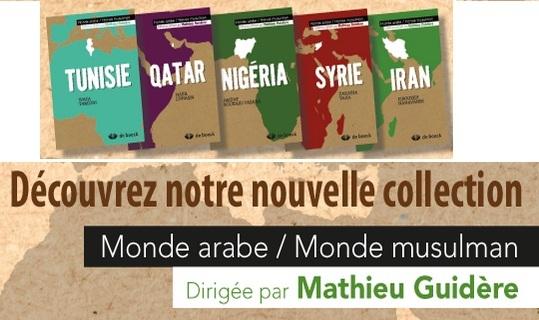 Nouvelle collection Monde arabe - Monde musulman