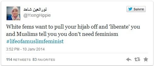 Féministes et musulmanes: elles expriment leur ras-le-bol sur Twitter