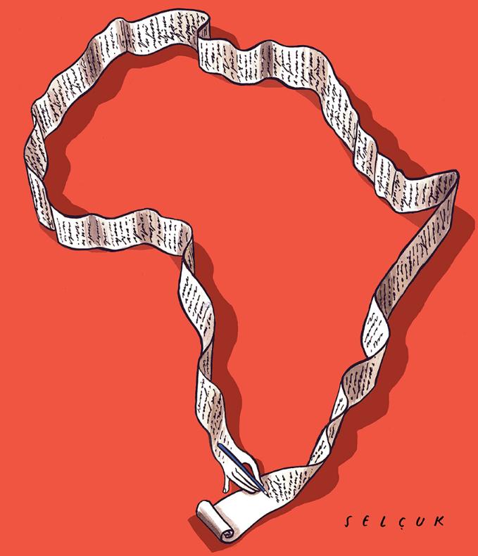 Qui a peur du wolof ? Le dilemme des écrivains africains (Le MONDE diplomatique)