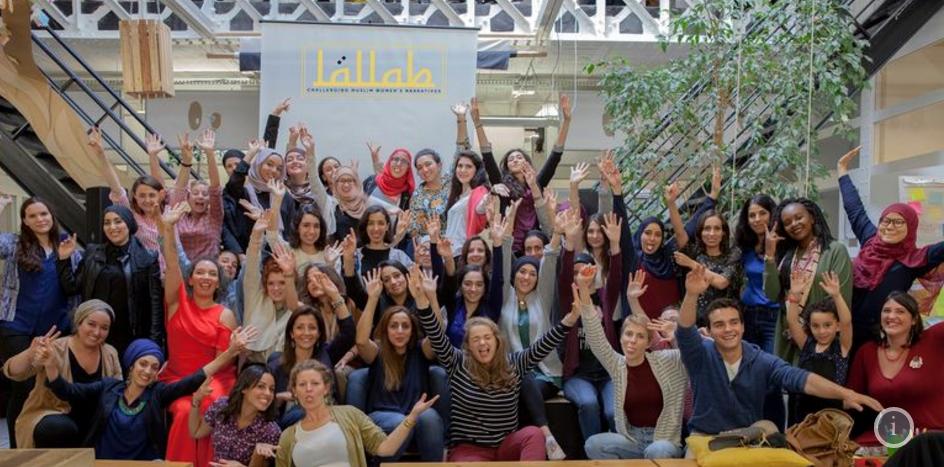 L'équipe de Lallab dans leur locaux à Ivry Sur Seine. Crédit photo Lallab (2016)