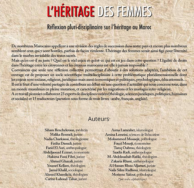 L'héritage des femmes