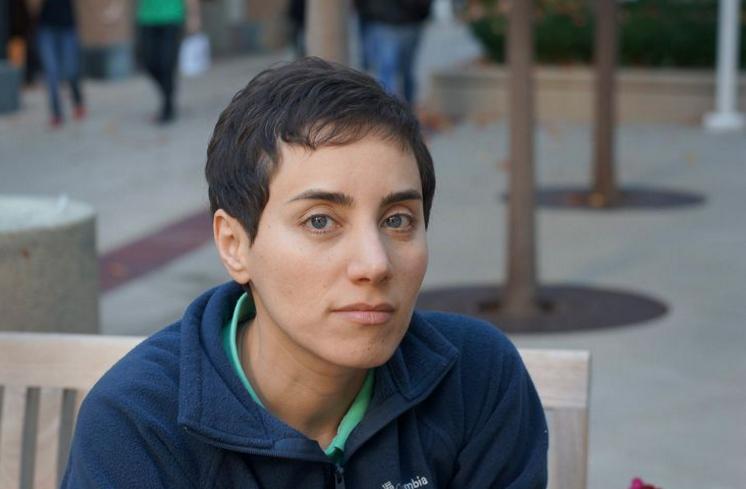 Maryam Mirzakhani• Crédits : STANFORD UNIVERSITY/HANDOUT/EPA - Maxppp