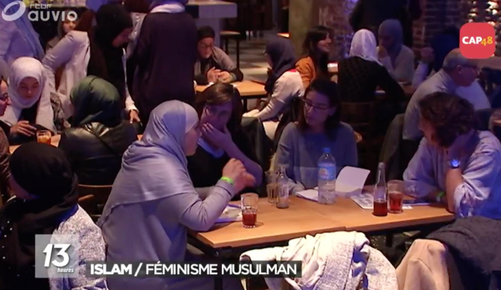 Le féminisme musulman se dévoile (RTBF auvio)