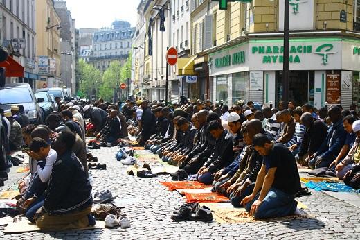 La place des musulmans en France