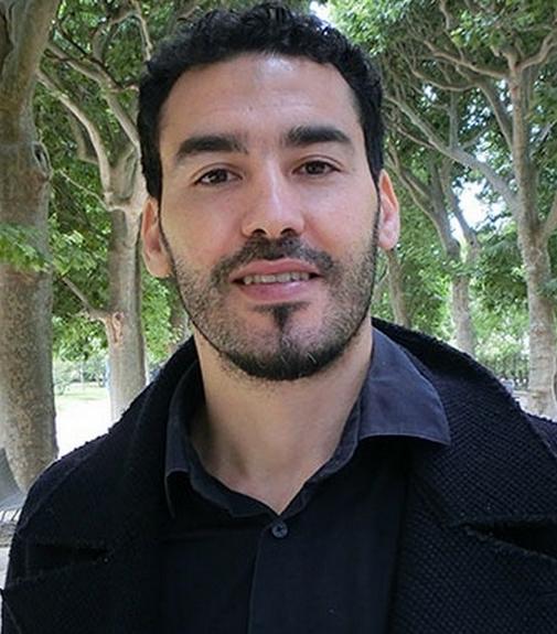 Elyamine Settoul. Crédit photo: ABDELHAK EL IDRISSI © RADIO FRANCE