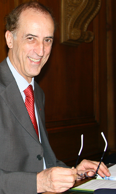 François Deroche. Crédit Photo : Collège de France