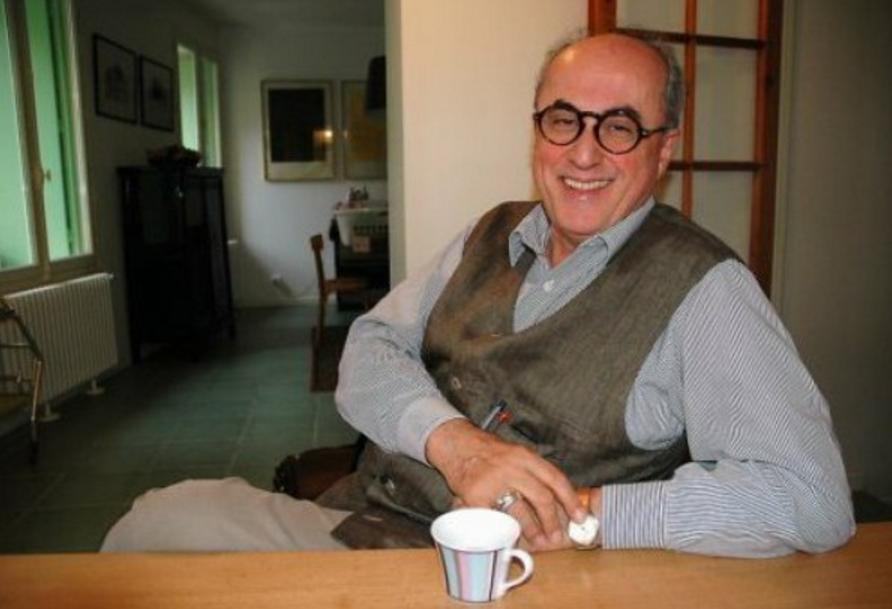 L'écrivain palestinien Elias Sambar