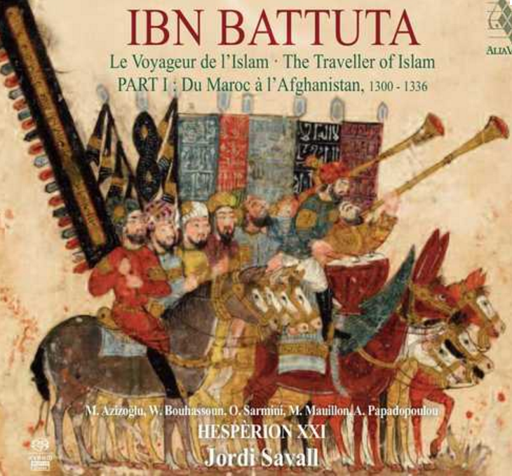 [Audio-France Culture] Ibn Battuta, passeur des mondes