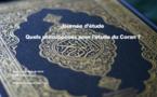 Lectures du Coran aujourd'hui (Vidéo EHESS/Canal U)