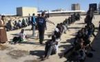 Libye  vente aux enchères d'esclaves