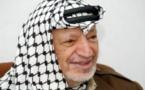 11 novembre 2004, mort du Président Yasser Arafat à l'hôpital militaire de Clamart