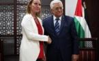 Proche-Orient: Mogherini pour Jérusalem-Est, capitale d'un futur Etat palestinien
