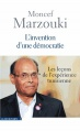 L'invention d'une dmocratie Moncef Marzouki