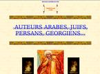 Traductions d'auteurs arabes et persans