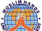 Muslims hands- France