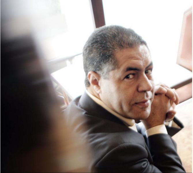 Malel Chebel est mort le samedi 12 novembre. Crédit Photo : FRED DUFOUR/AFP