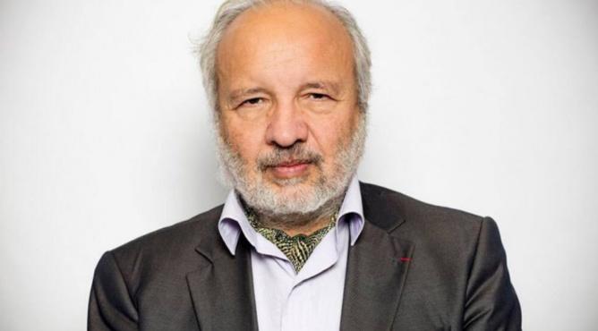 Henry Laurens, professeur au Collège de France