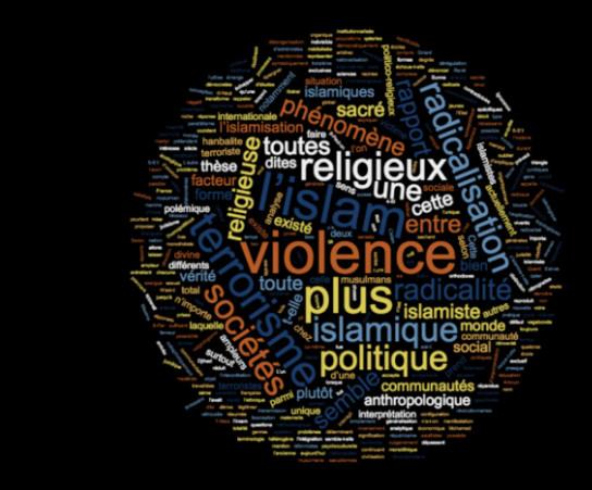 Islams, musulmans, islamismes et terrorismes : questions de méthode