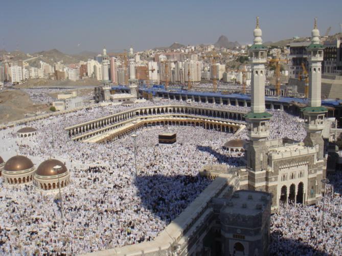 La Mecque (Arabie saoudite)