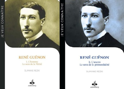 Rencontre avec Slimane Rezki : René Guénon (m. 1951), penseur de la Tradition