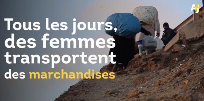 """Les femmes """"mules"""" (AJ+ français)"""