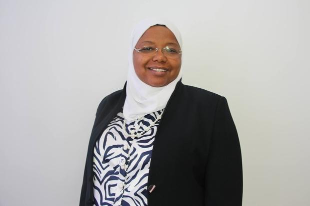 La députée Jamila Debech Ksiksi a porté devant le parlement la question de la discrimination raciale en Tunisie (Facebook)
