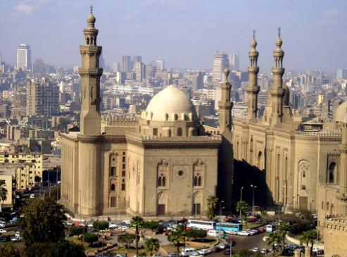 Mosquée Hassan – XIVe siècle Au pied de la citadelle