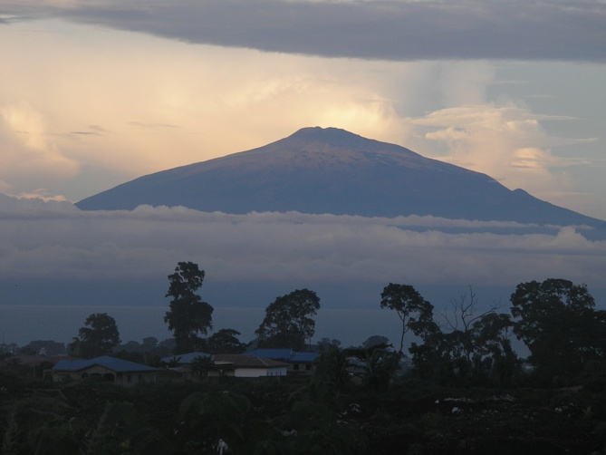 Mont Cameroun (Cameroun)