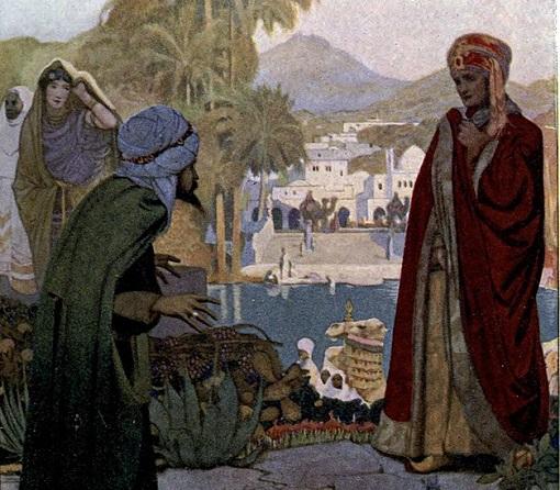 A coté de Shiraz, rencontre entre Varthèma et le Khoa Zianor