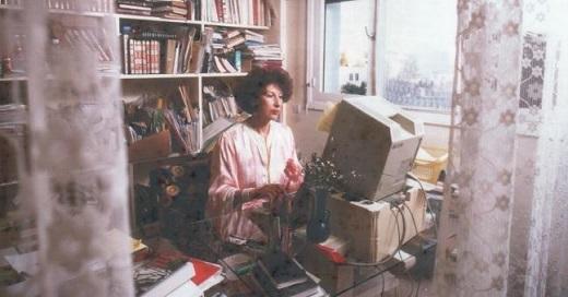 Fatima Mernissi (1940-2015)