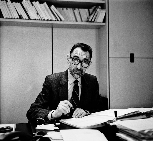 Michel Chodkiewicz en1987/ © Dominique Souse