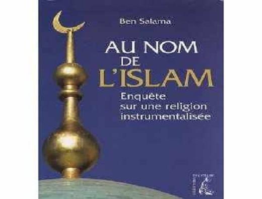 """Le livre """"Au nom de l'Islam"""""""