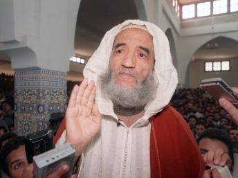 Abdessalam Yassine, mort le jeudi 13 décembre, photo AFP PHOTO/ABDELHAK SENNA