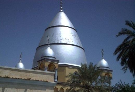 Tombe de Muhammad Ahmad ibn Abd Allah Al-Mahdi
